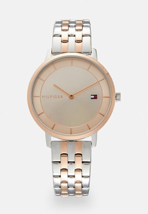 DRESSED UP - Hodinky - rose gold-coloured/silver-coloured