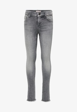 Jeans Skinny Fit - grey denim