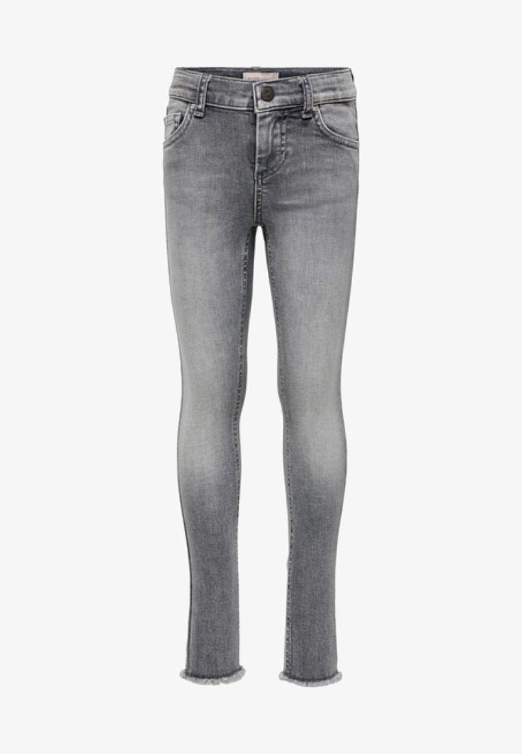 Kids ONLY - Jeans Skinny Fit - grey denim