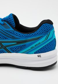 ASICS - GEL BRAID - Zapatillas de running neutras - electric blue/black - 5