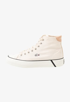 GRIPSHOT MID - High-top trainers - offwihte