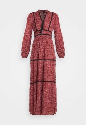 VMALICE ANCLE DRESS - Maxikjole - marsala/rosey