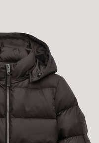 Massimo Dutti - Winter jacket - dark grey - 4