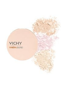 VICHY - FACE MAKEUP VICHY MINÉRALBLEND MOSAIK PUDER LIGHT 9 G - Powder - - - 2