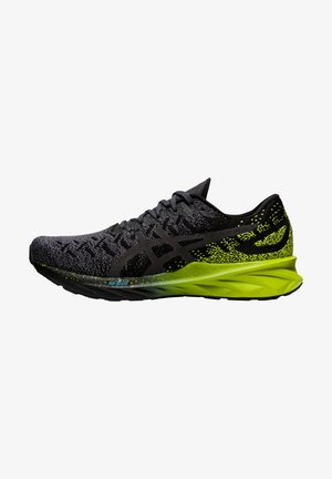 DYNABLAST - Trainers - black/lime zest