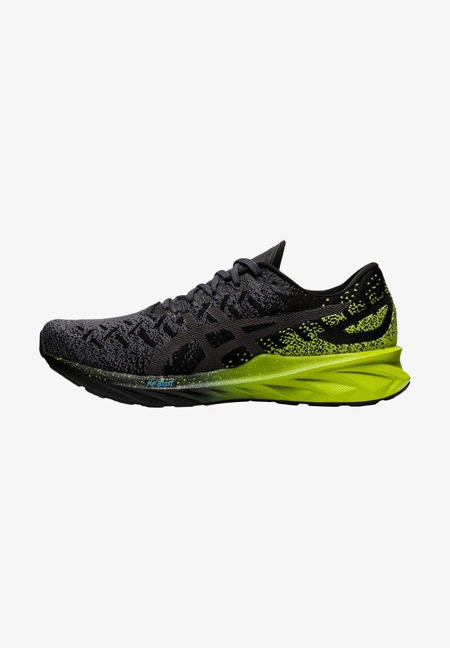 DYNABLAST - Sneakers laag - black/lime zest