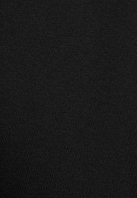 Anna Field - Žerzejové šaty - black - 2