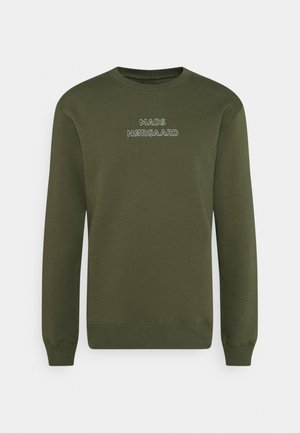 NEW STANDARD CREW  - Sweatshirt - olive night
