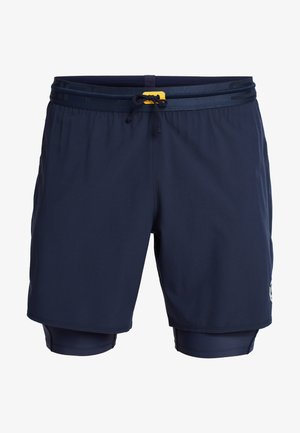 S3 SUPERPOSE - Leggings - navy blue