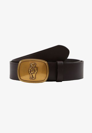 BEAR BELT-CASUAL - Pásek - brown leather