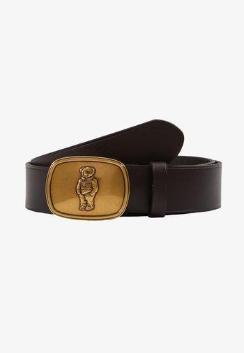 BEAR BELT-CASUAL - Cinturón - brown leather