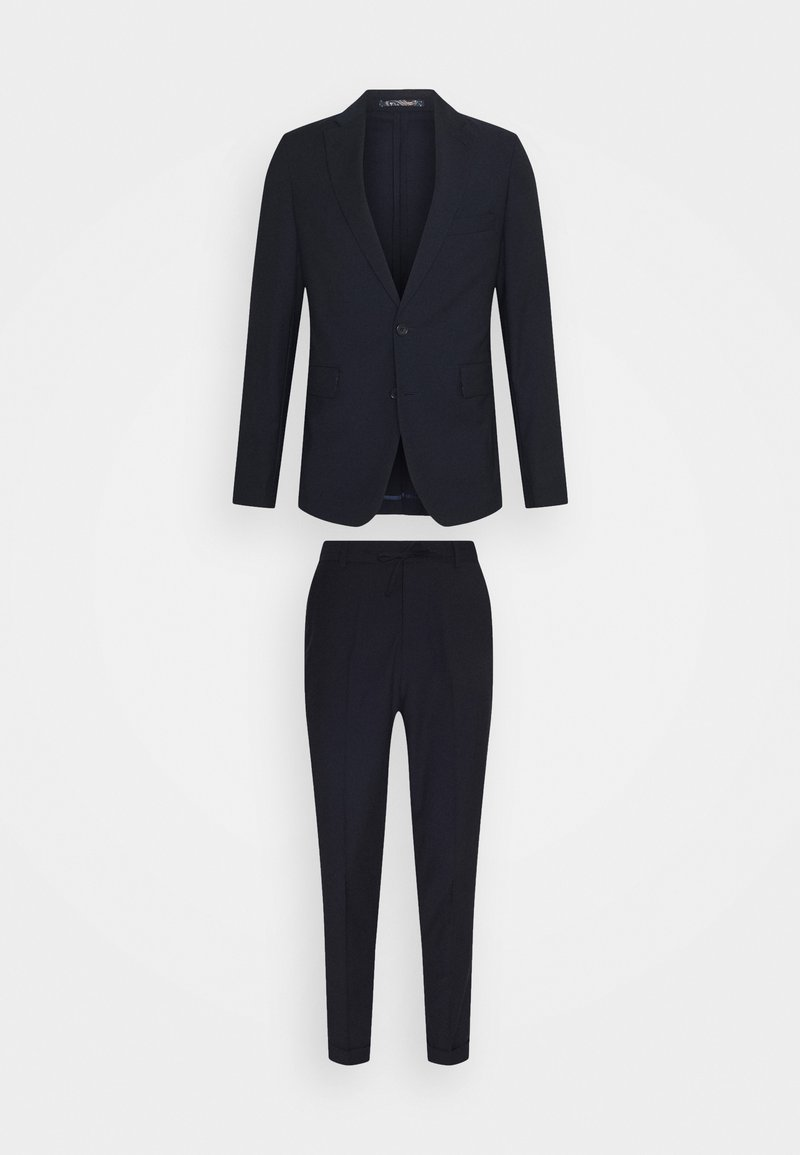 Isaac Dewhirst - NEW UNSTRUCTURED - Suit - blue