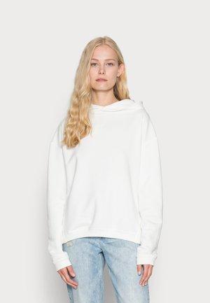 HOODY  - Collegepaita - off white