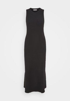 ALANIS - Jumper dress - black