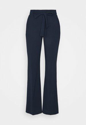 CLEO - Trousers - indigo