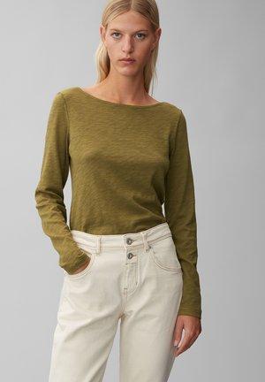 LONGSLEEVE - Long sleeved top - olive green
