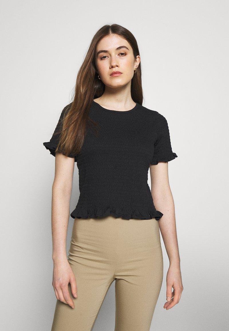 Carin Wester - TWIG - T-shirts print - black