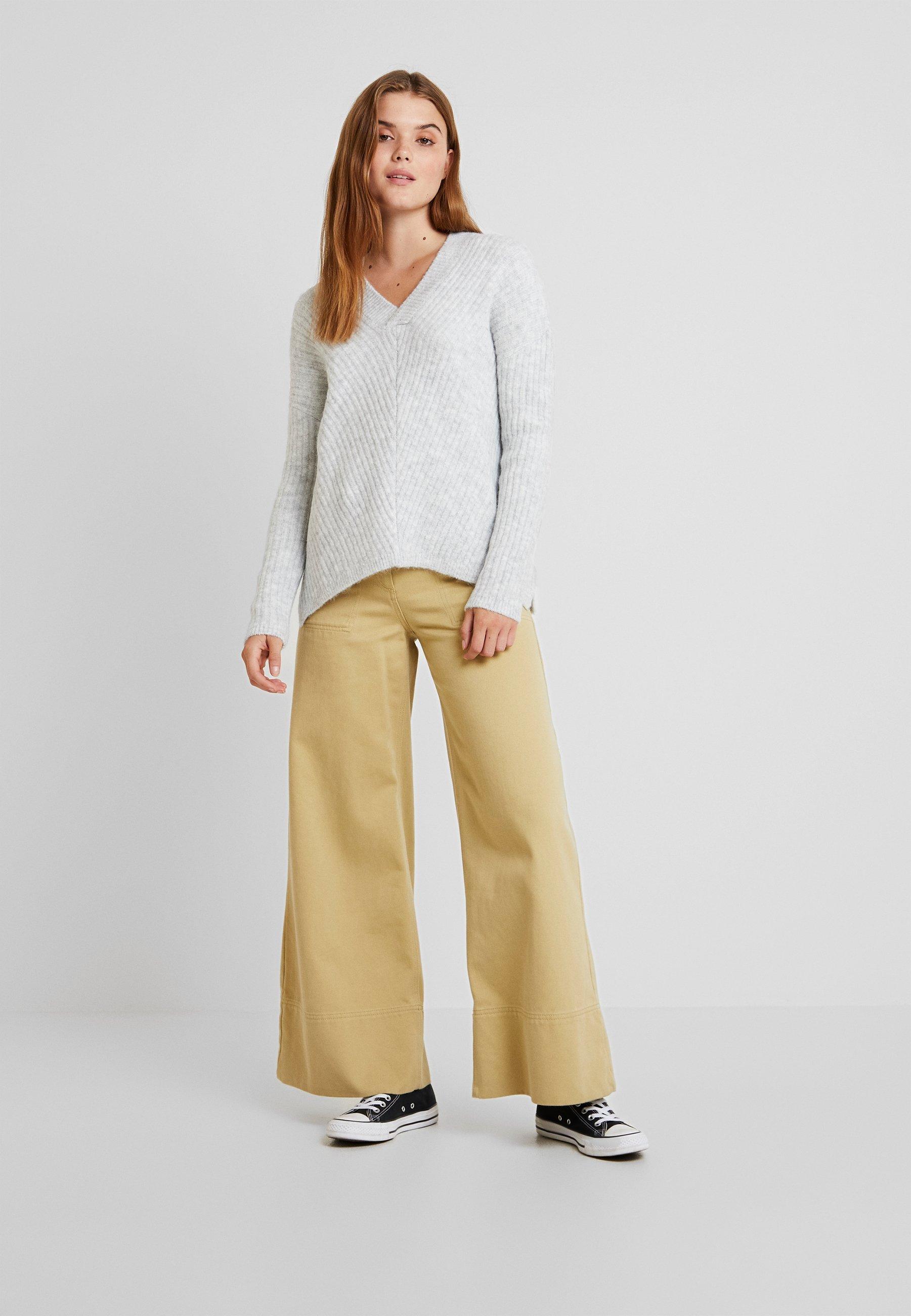 TWINTIP Bukse beige Zalando.no