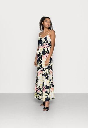 VIMESA STRAP MAXI DRESS - Maxi dress - navy
