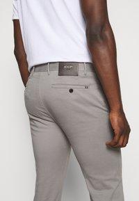 JOOP! Jeans - STEEN - Trousers - light grey - 4