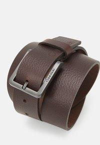 Calvin Klein - ESSENTIAL PLUS - Belt - brown - 2