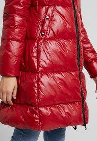 G-Star - WHISTLER LONG HIGH SHINE - Abrigo de invierno - red - 5