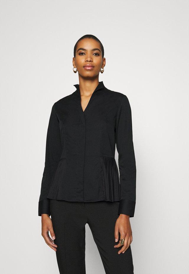 ALISSA - Bluse - schwarz