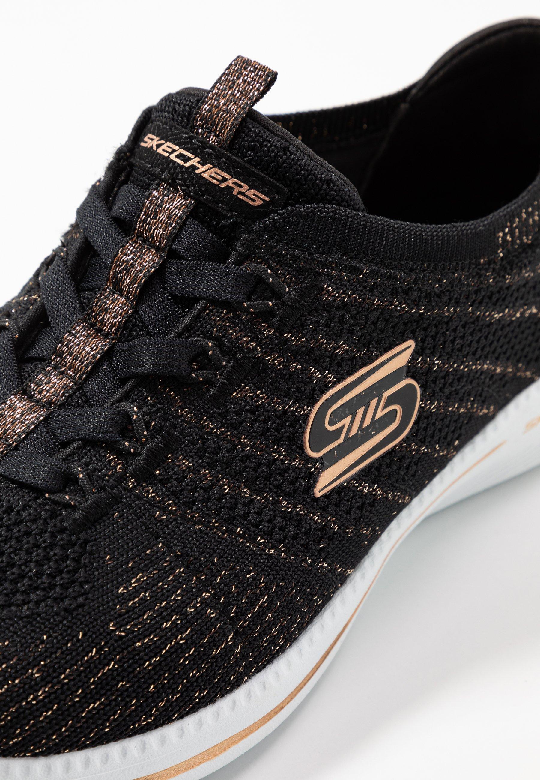 CITY PRO Sneakers blackrose goldwhite