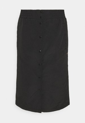 EVERLY - Pencil skirt - black