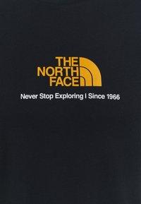 The North Face - NEW CLIMB TEE - Print T-shirt - aviator navy - 2