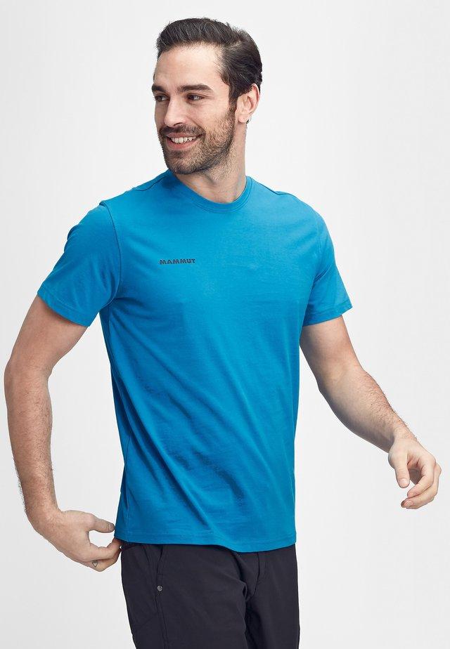 SEILE  - T-shirt imprimé - gentian