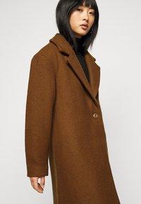 Object Petite - OBJHELLE COAT  - Classic coat - chipmunk - 3
