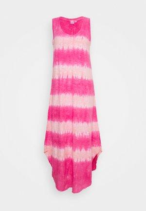 TANK MIDI DRESS - Maxi dress - pink