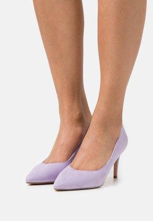 FANNY - Classic heels - light purple