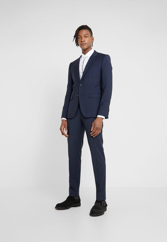 ASTIAN HETS - Suit - dark blue