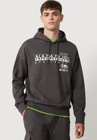 Napapijri - Hoodie - dark grey solid - 0