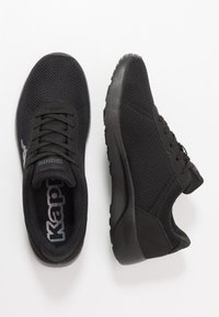Kappa - TUNES OC - Scarpe da fitness - black/grey - 1