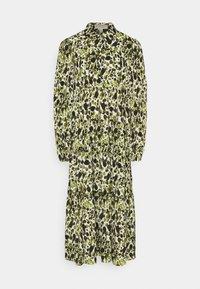 Never Fully Dressed - LEAF PANEL DRESS - Robe chemise - green - 3