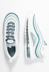 Nike Sportswear - AIR MAX 97 - Sneakers laag - ocean cube/summit white/cool grey - 3