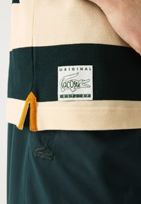 Lacoste - Polo shirt - beige / vert fonce - 2