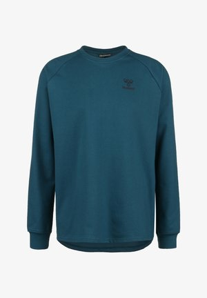 TRAINING - Sweatshirt - blue coral / dark sapphire