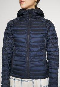 Benetton - JACKET - Down jacket - navy - 5