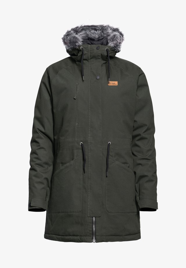 SUZANNE - Parka - forest night