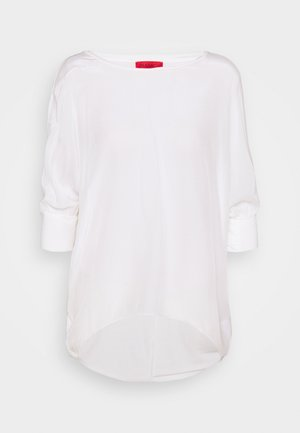 DALIA - Long sleeved top - white