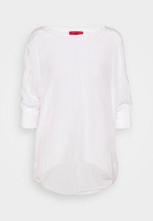DALIA - Bluzka z długim rękawem - white
