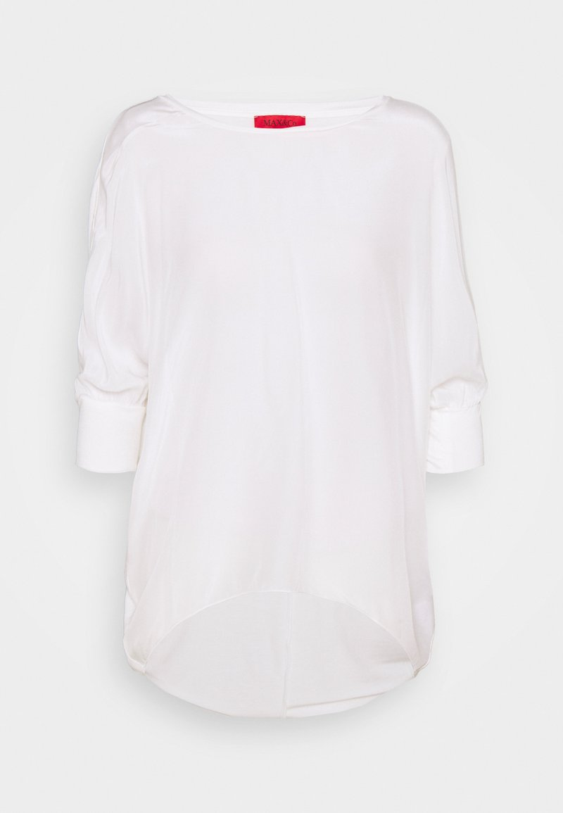 MAX&Co. - DALIA - Long sleeved top - white