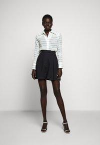 Victoria Victoria Beckham - Button-down blouse - sky blue - 1