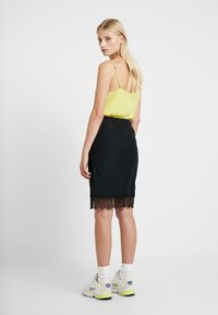 Calvin Klein Jeans - Minijupe - black - 2