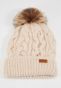 Barbour - PENSHAW CABLE BEANIE - Beanie - blush pink - 1