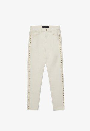 00120660 - Leggings - white